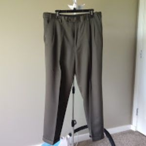 Brown Savane Dress Pants